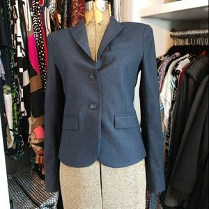 Theory 2 Button Blazer Suit Jacket